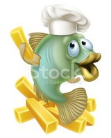 Clip Art,Fish,Fried,Prepare...