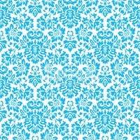 Silk,Seamless,Pattern,Flora...
