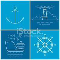Lighthouse,Helm,Vector,Towe...