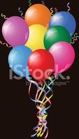 Decoration,Vector,Helium,Fu...