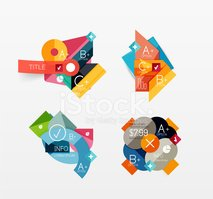 Vector,Infographic,Abstract...