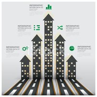 Infographic,Real Estate,Arr...