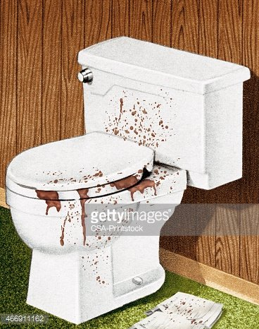 Dirty Toilet Clipart Images | High-res Premium Images