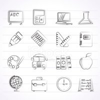 Mathematics,Interface Icons...