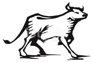 Bull - Animal,Stock Market,...