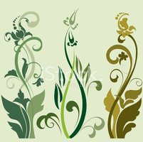 Decoration,Vector,Embroider...