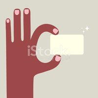 Business Card,Human Hand,Bu...