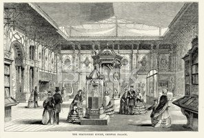 Great Exhibition - The Stationery Court at Crystal Palace