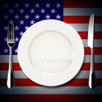 Fork,Spoon,USA,Food,Interna...