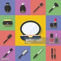 Eye,Make-Up,Mirror,Care,Gla...