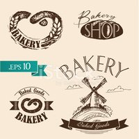 Bakery,Frame,Store,Old-fash...