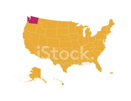 Washington State,Outline,In...