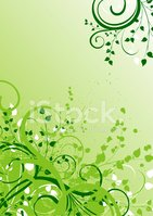 Green Color,Grunge,Growth,V...