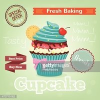 Food,Cup,Cake,Brochure,Labe...