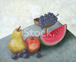 Oil Painting,Fruit,Painting...