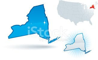 New York State,state,Map,Ou...