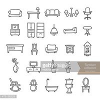 Furniture,Symbol,Place of W...