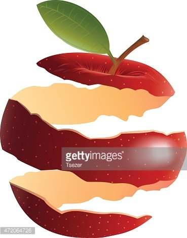 roter apfel sch u00e4len stock vektorgrafiken clipart me red apple clip art images red delicious apple clip art
