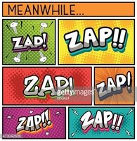Comic Book Collection-ZAP