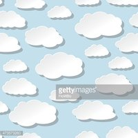 Background - clouds