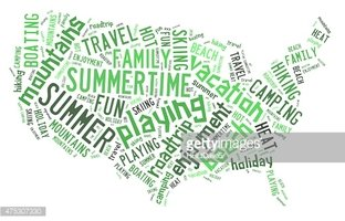 Cut Out,Vacations,Enjoyment...