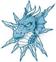 Dragon,Icicle,Ice,Blue,Medi...