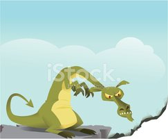 Dragon,Fairy Tale,Cartoon,B...