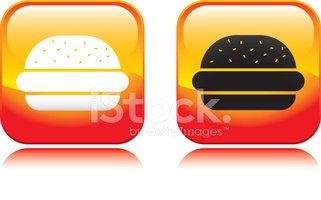Burger,Hamburger,Symbol,Com...
