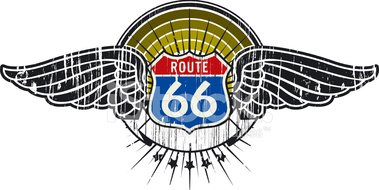 Route 66,Eagle - Bird,Wing,...
