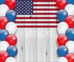 Helium,Independence Day,USA...
