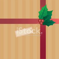Holly,Christmas,Package,Vec...