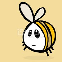 Bee,Bumblebee,Insect,Cute,C...