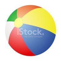Beach Ball,Ball,Vector,Toy,...