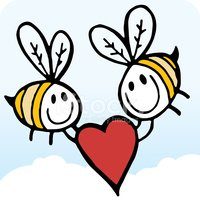 Bee,Love,Valentine's Day - ...