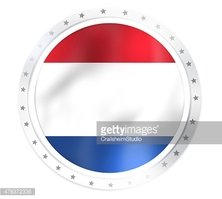 Curve,Netherlands,Badge,Sta...