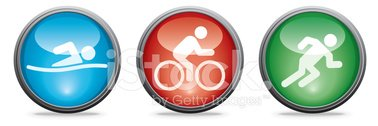 Triathlon,Symbol,Cycling,Sw...