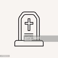 Symbol,Funeral,Cemetery,Hal...