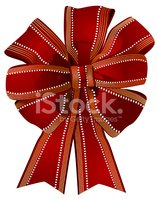 Bow,Red,Gift,Ribbon,Compute...