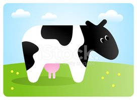 Cow,Cartoon,Dairy Cattle,Ca...