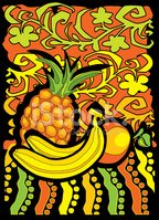 Tropical Climate,Pineapple,...