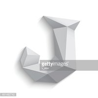 Three Dimensional,Letter,Co...