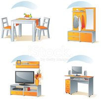 Furniture,Domestic Room,Din...