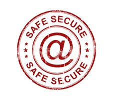 Secure email - stamp