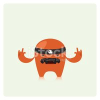 Monster,Rock and Roll,Cute,...