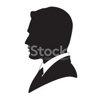 Businessman,Back Lit,Silhou...