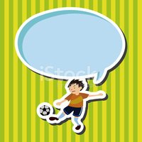 Soccer,Exercising,Healthy ...