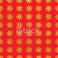 Chinese vector seamless patterns. Endless texture.