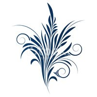 Swirl,Abstract,Leaf,Vector,...