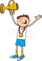 Child,Gold Medal,Characters...