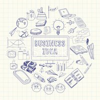 Creative various business infographic elements.